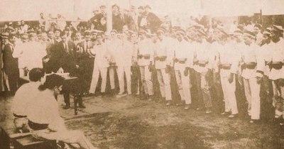 La Nación / Paraguay en la historia: 103 años del último fusilamiento judicial