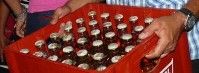 Roban cerveza de local comercial de Coronel Oviedo – Prensa 5