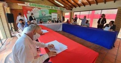 La Nación / Chaco: Ciudades celebran implementación de plazas deportivas