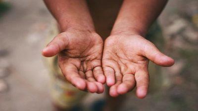 Hoy, más de 1.000 niños trabajan en las calles