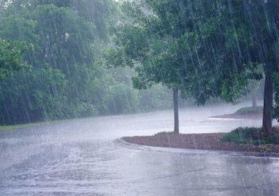 Meteorología anuncia lluvias y tormentas para miércoles y jueves, incluye Amambay