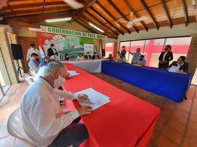Ciudades del Chaco celebran implementación de Plazas Deportivas
