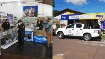Sucesivos hechos de robo en San Ignacio
