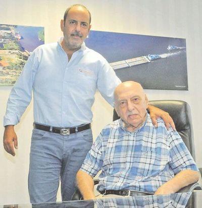 El histórico expresidente de Cerro Porteño, Abraham Zapag, falleció a los 88 años