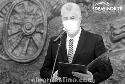 Con Serenata Virtual y un Acto Oficial con mucha concurrencia, Pedro Juan Caballero celebró a pura música sus 121 años