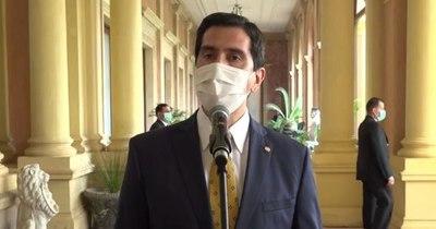 La Nación / Canciller dijo que el Anexo C de Itaipú no fue tratado en forma puntual entre los Presidentes
