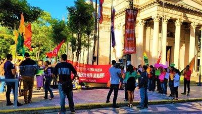 Partido Paraguay Pyahurã prepara marchara 'Por una Patria Nueva con Derechos Humanos'