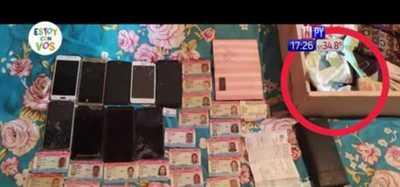 Cae presunta estafadora, utilizaba cédulas robadas para realizar millonarias compras