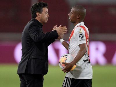 River elimina a Paranaense y pasa a cuartos con un gol de De la Cruz