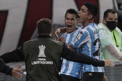 River Plate, Racing y Santos ya están en cuartos