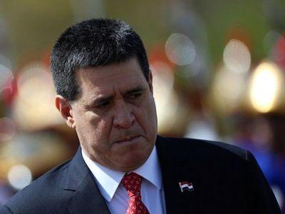 """Los """"sicarios del presupuesto"""" son los propios aliados de Horacio Cartes"""