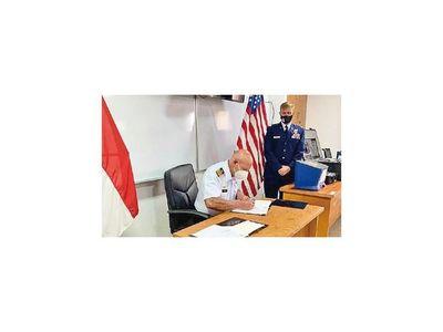 EEUU dona equipos tácticos para lucha contra el terrorismo
