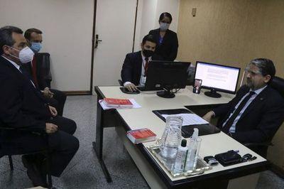 Tomás Rivas busca acuerdo  para zafar de un juicio oral