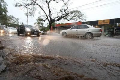 Meteorología anuncia miércoles con lluvias y tormentas eléctricas