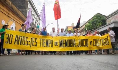 Convocan a movilización por Derechos Humanos el 10 de diciembre