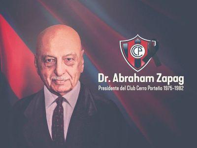 Falleció el pionero de los Zapag en el azulgrana