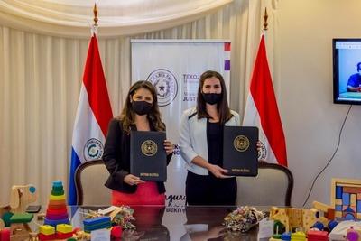 Ministerio de Justicia y Moirũ acuerdan cooperar para brindar más oportunidades laborales a PPL