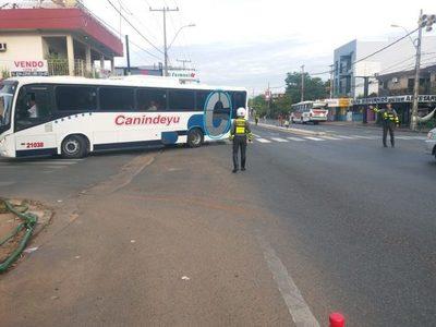 Establecen restricciones y desvíos del tránsito en Caacupé