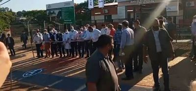 Presidente cumple intensa jornada de Gobierno en Alto Paraná