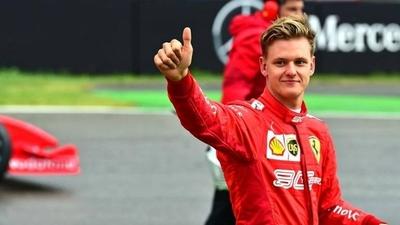 HOY / El hijo del 'Káiser' debutará el próximo año en la F1 con Haas