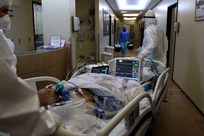 Dr. Silva: Si hoy hay una cama libre es porque el paciente murió