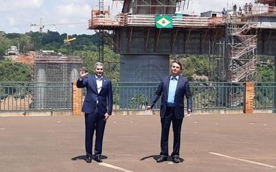 Itaipú no fue prioridad en encuentro Abdo – Bolsonaro
