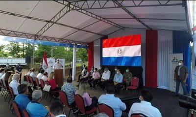 Marito inaugura USF en Ciudad del Este