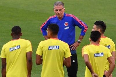 El portugués Carlos Queiroz deja la selección de Colombia