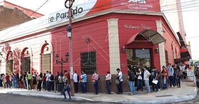 La Nación / Anuncian primera feria de empleo presencial modo COVID en la ANR