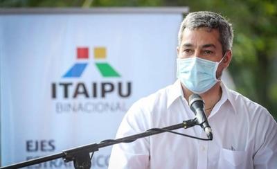 HOY / Mario Abdo da negativo a prueba Covid tras encuentro con Bolsonaro