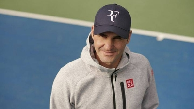 "HOY / Roger Federer recupera su logo ""RF"""