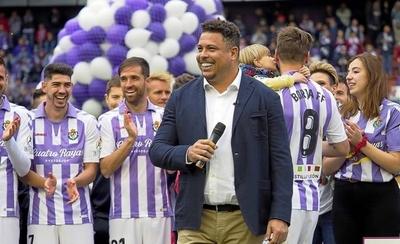 HOY / Ronaldo defiende el salario que percibe como presidente de su club