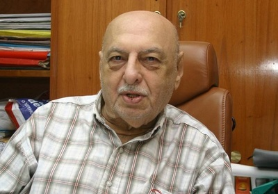 Fallece Abraham Zapag, ex presidente de Cerro Porteño