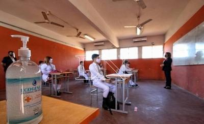 HOY / Retorno a clases presenciales: el 15 de febrero sabrán la cantidad de alumnos que vuelve