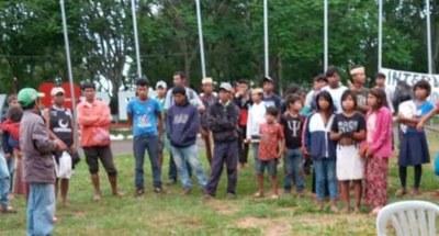 Lamentable situación de hermanos indígenas en Repatriación