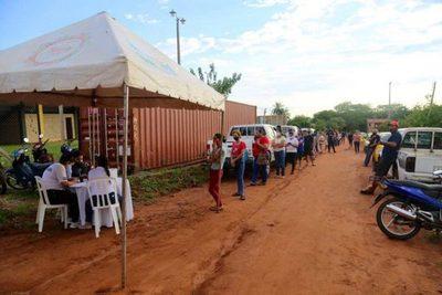 Caacupé: inició pago de subsidio a trabajadores informales