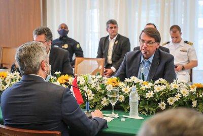 Bolsonaro invocó urgencia para suspender declaración conjunta