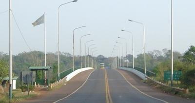 Esperan que el primer paso fronterizo a abrirse sea en Puerto Iguazú