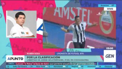HOY /  Libertad va por la clasificación esta noche ante el Jorge Wilstermann de Bolivia