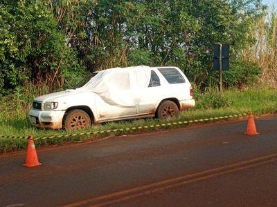 Un hombre fue hallado sin vida en su camioneta en Capitán Meza