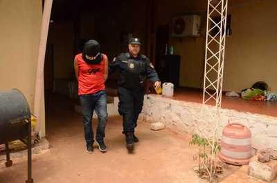 Capturan a ladrón con varios antecedentes