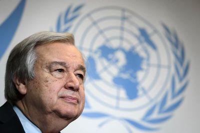 """Jefe de la ONU pide que se """"repare"""" el planeta ante calentamiento global"""
