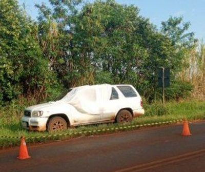 Investigan la muerte del hombre hallado en el interior de su camioneta
