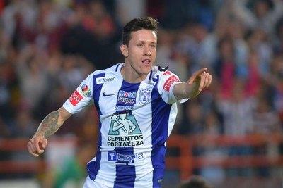 El paraguayo que lleva 12 años jugando en México y tiene más de 140 goles