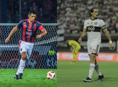 Roque y Dos Santos, los goleadores clásicos