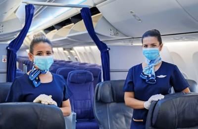 Filtros de alta eficiencia reduce el riesgo de propagación de Covid-19 en viajes aéreos
