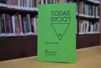 Ediciones de la Ura celebra 20 años con una exposición y con el lanzamiento de Todas locas, de Rosa Posa Guinea