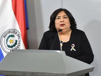 Diputados interpelarán a la ministra de la Niñez y la Adolescencia