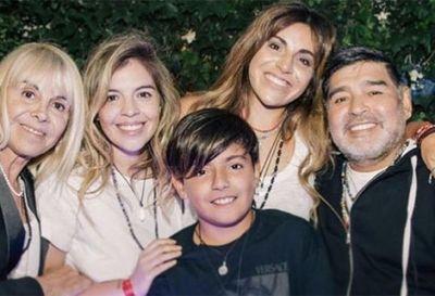 Maradona: hijos, mujeres y denuncias
