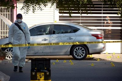 Sicarios ejecutan a un alto mando policíaco del estado mexicano de Sinaloa